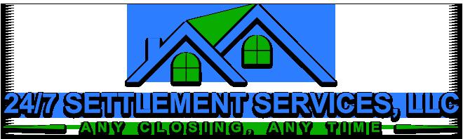 24/7 Settlement Services